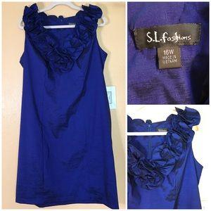 S.L. Fashions Evening Dress